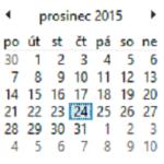 vanoce 2015